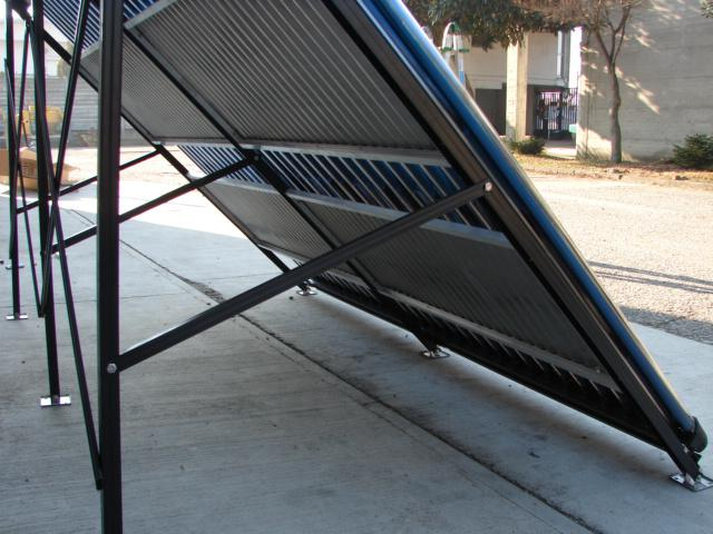Pannello Solare Heat Pipe Prezzo : Pannello pannelli solare termico heat pipe tubi sk ebay