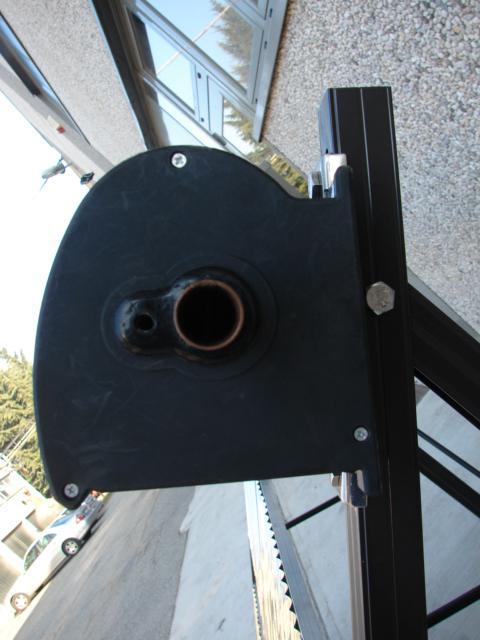 Pannello Solare Con Tubi Sottovuoto : Pannello solare termico circolazione forzata con tubi