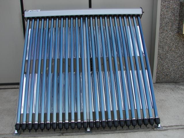 Pannello Solare Integrato Quality : Pannello solare termico circolazione forzata con tubi