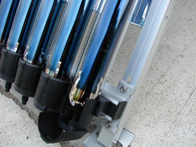 Pannello Solare Heat Pipe Prezzo : Pannello solare termico circolazione forzata con tubi