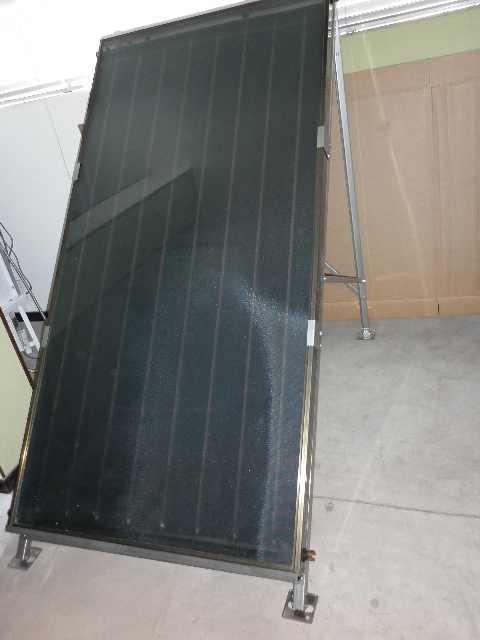 Pannello Solare Termico Vetro Rotto : Dettagli prodotto
