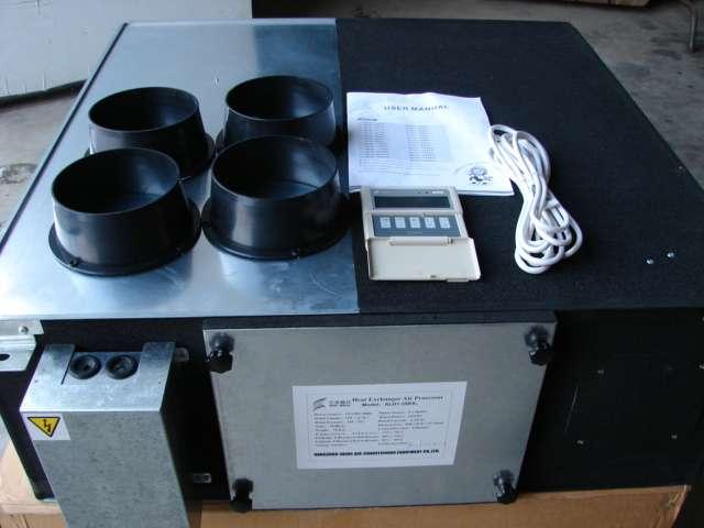 Ventilazione meccanica controllata vmc con pdc - Ventilazione recupero calore ...