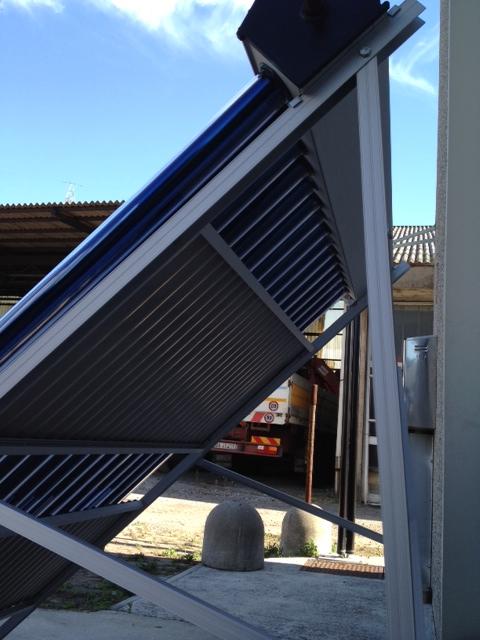 Pannello Solare Con Rame : Dettagli prodotto