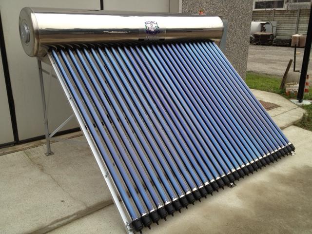 Pannello Solare Termico Zephir Prezzo : Dettagli prodotto