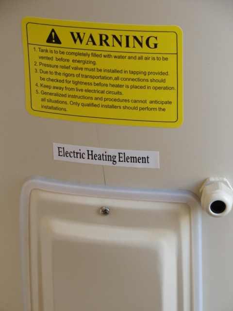 Serbatoio boiler per pannello solare termico litri 500 2 - Costo resistenza scaldabagno ...