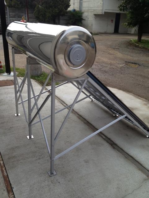 Pannello Solare Con Serbatoio Integrato : Dettagli prodotto